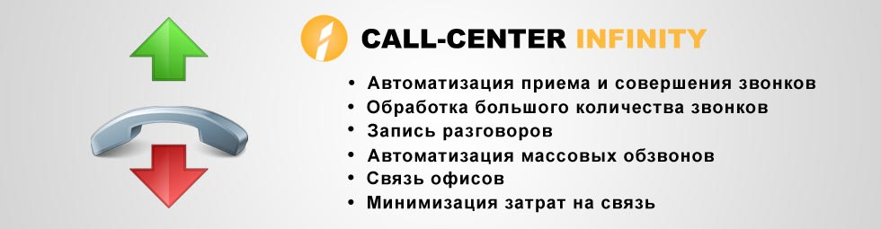 Call center Infinity
